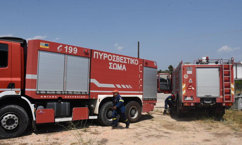 Προσωρινή διακοπή δρομολογίων ΗΣΑΠ στο τμήμα Ταύρος-Πειραιάς λόγω φωτιάς σε καλώδια