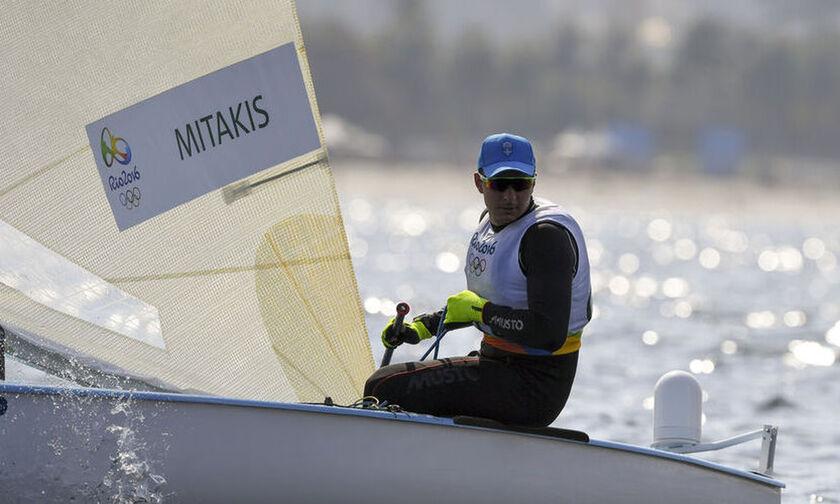 Ολυμπιακοί Αγώνες 2020: Τέταρτος στο ξεκίνημα ο Μιτάκης