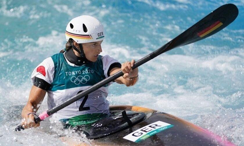 Ολυμπιακοί Αγώνες 2020: Πήρε το χρυσό η Φουνκ στο Κανόε Σλάλομ γυναικών