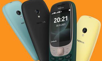 Nokia 6310 (2021): Αναβίωση στο κλασικό μοντέλο!