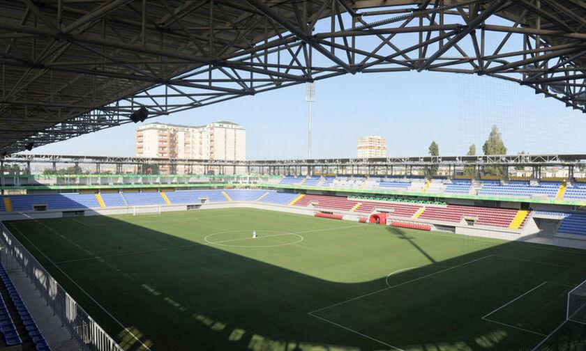 Δείτε τον κακό αγωνιστικό  χώρο στο Μπακού, όπου θα παίξουν Νέφτσι-Ολυμπιακός (vids)