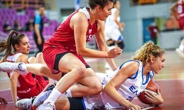 European Challenger: Ελλάδα – Πολωνία 37-61: Βαριά ήττα στην πρεμιέρα