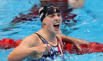 Ολυμπιακοί Αγώνες 2020: Η Λεντέκι πρώτη Ολυμπιονίκης στα 1.500μ. ελεύθερο