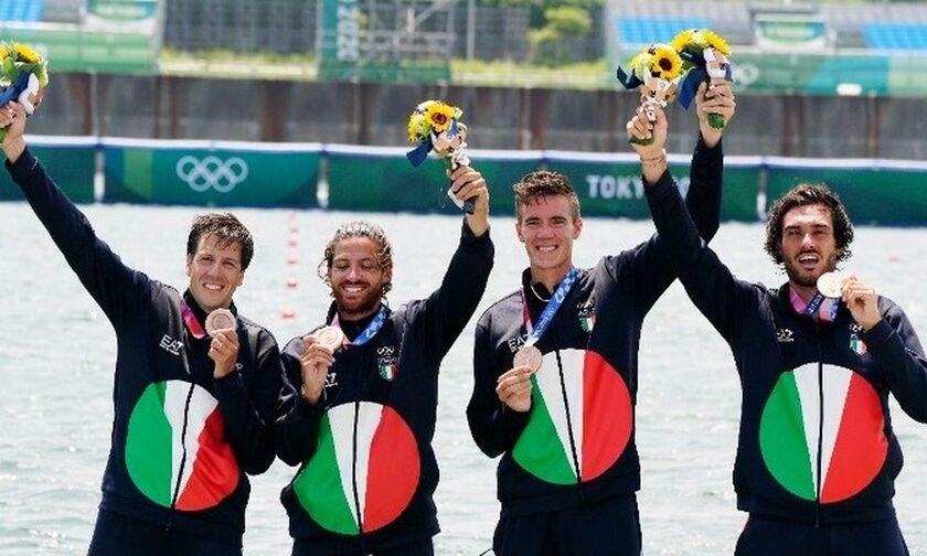 Ολυμπιακοί Αγώνες 2020: Ιταλός κωπηλάτης έχασε τον τελικό και το μετάλλιο λόγω κορονοϊού