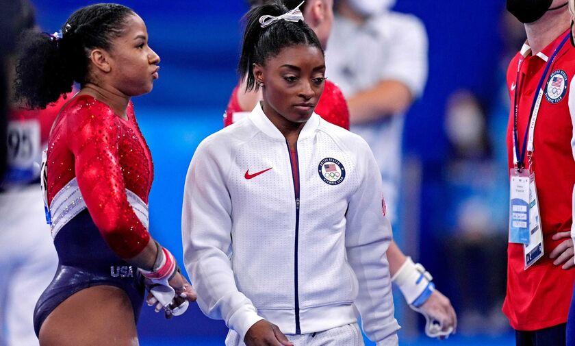 Ολυμπιακοί Αγώνες 2020: Η Σιμόν Μπάιλς αποχώρησε και από το ατομικό