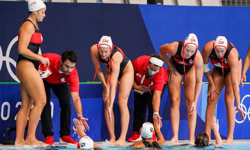 Ολυμπιακοί Αγώνες 2020: Ο Καναδάς «βούλιαξε» τη Νότια Αφρική (21-1)
