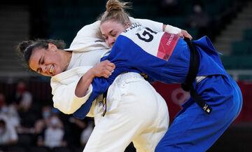 Ολυμπιακοί Αγώνες 2020: Αποκλείστηκε στα ρεπεσάζ από την Σκοκιμάρο η Τελτσίδου (vid)