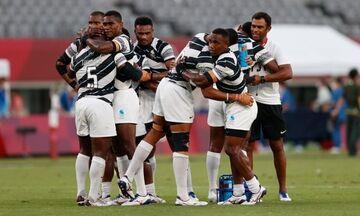 Ολυμπιακοί Αγώνες 2020: Ξανά χρυσό μετάλλιο στο ράγκμπι τα Φίτζι!