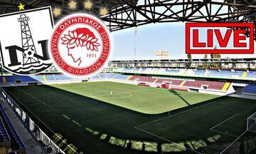 LIVE: Νέφτσι Μπακού - Ολυμπιακός (20.00)