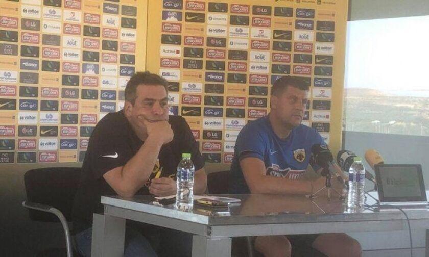 Μιλόγεβιτς: Με διαφορετικό «πρόσωπο», στη ρεβάνς με την Βελέζ, η ΑΕΚ!