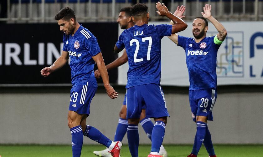 Nέφτσι - Ολυμπιακός 0-1: Έτσι άνοιξαν το σκορ οι Πειραιώτες με τον Μασούρα (vid)!