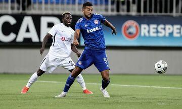 Νέφτσι Μπακού - Ολυμπιακός 0-1: Tα highlights της αναμέτρησης