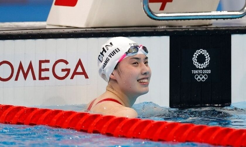 Ολυμπιακοί Αγώνες 2020: Χρυσό η Ζανγκ στα 200μ. πεταλούδα με Ολυμπιακό ρεκόρ