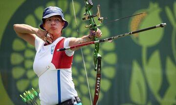 Ολυμπιακοί Αγώνες 2020: Αποκλείστηκε στους «32» της τοξοβολίας η Ψάρρα