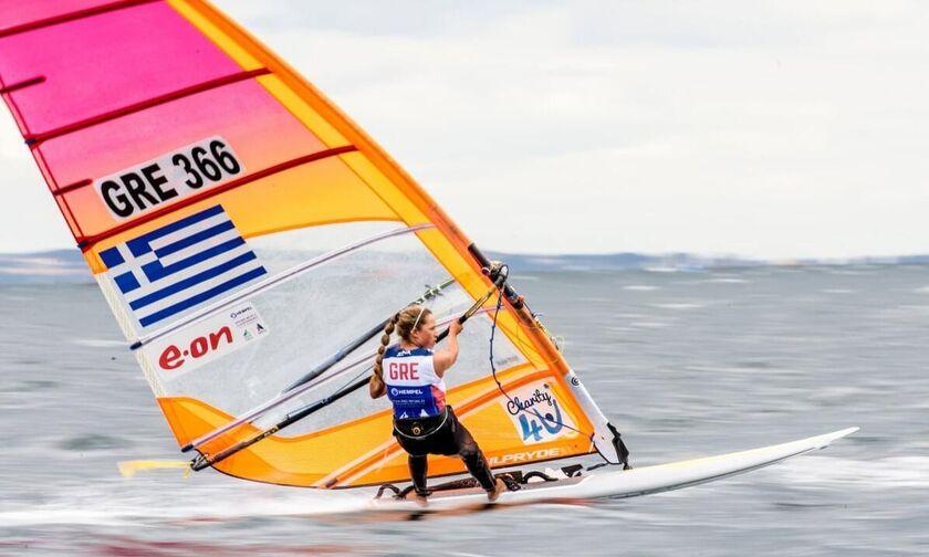 Ολυμπιακοί Αγώνες 2020: Στην 19η θέση της τελικής κατάταξης στα RS:X η Διβάρη