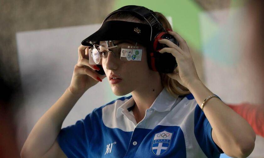 Ολυμπιακοί Αγώνες 2020: Στην έκτη θέση η Κορακάκη και στα 25 μ.