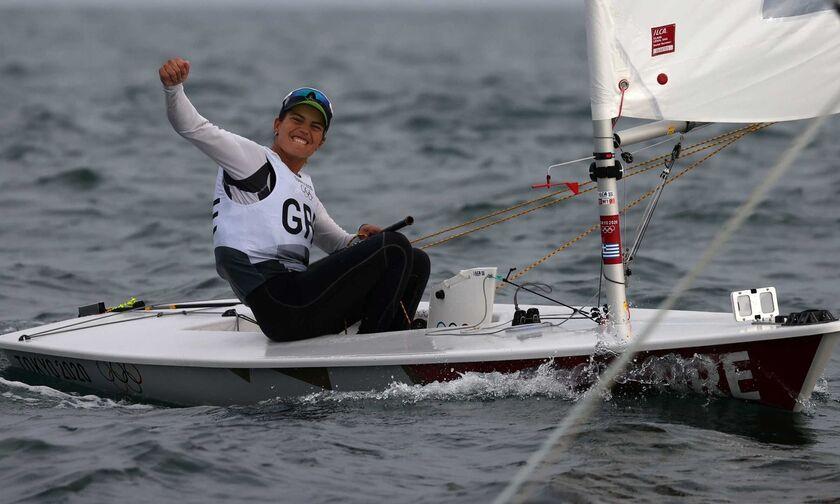 Ολυμπιακοί Αγώνες 2020: Στην κούρσα μεταλλίων των Laser Radial η Καραχάλιου