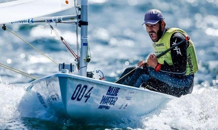 Ολυμπιακοί Αγώνες 2020: Στην κούρσα μεταλλίων των Laser ο Κύπριος Παύλος Κοντίδης
