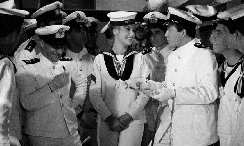 Η Αλίκη στο Ναυτικό: Όταν η Βουγιουκλάκη έδιωξε από το πλατό τη μνηστή του Σακελλάριου