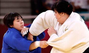 Ολυμπιακοί Αγώνες 2020: Η Σόνε το χρυσό μετάλλιο στα +78κ. τζούντο