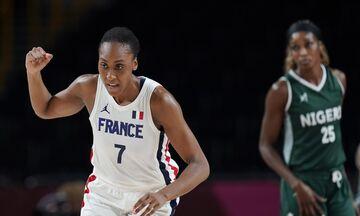 Ολυμπιακοί Αγώνες 2020: Εύκολα η Γαλλία τη Νιγηρία (87-62)