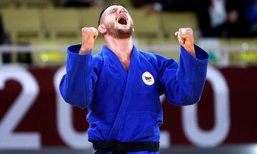 Ολυμπιακοί Αγώνες 2020: Ο Κρπάλεκ το χρυσό στα +100 τζούντο