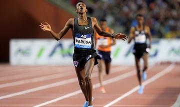 Η Αιθιοπία χρυσή στα 10.000μ. με τον Μπαρέγκα