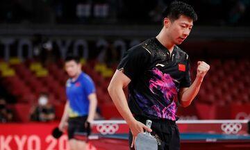 Ολυμπιακοί Αγώνες 2020: «Χρυσός» ο Μα Λονγκ στον κινεζικό «εμφύλιο» με τον Φαν Ζεντόνγκ (highlights)