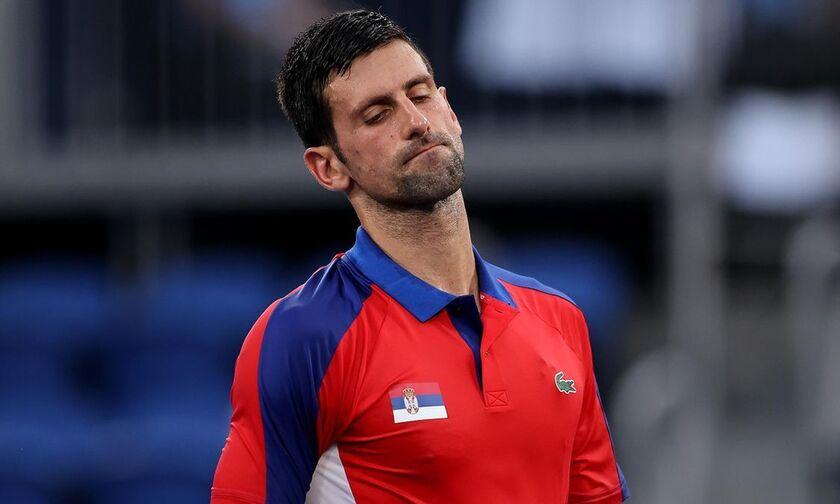 Ολυμπιακοί Αγώνες 2020: Τζόκοβιτς: «Αισθάνομαι απαίσια...»