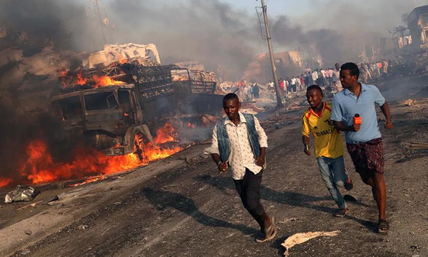 Τραγωδία στη Σομαλία: Νεκροί 4 ποδοσφαιριστές από βόμβα σε λεωφορείο