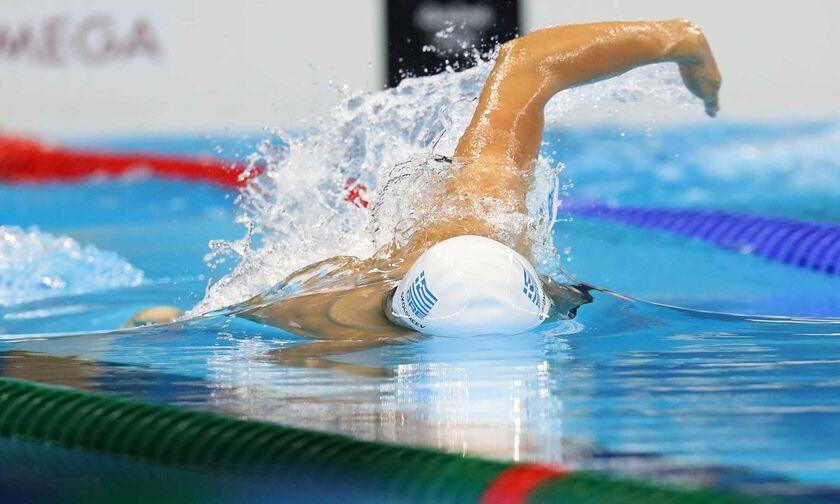 Ολυμπιακοί Αγώνες 2020: Στον τελικό των 50 μ. ελεύθερο ο φοβερός Γκολομέεβ!