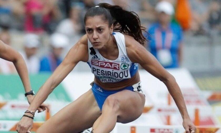 Ολυμπιακοί Αγώνες 2020: Αποκλείστηκε στα προκριματικά η Πεσιρίδου