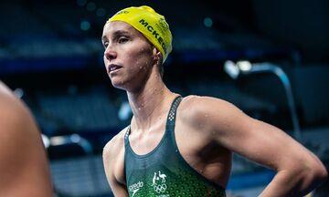 Ολυμπιακοί Αγώνες 2020: Ολυμπιακό ρεκόρ η ΜακΚίον στα 50μ. ελεύθερο