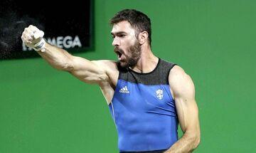 Ολυμπιακοί Αγώνες 2020: Τρίτος στο Β γκρουπ των 96κ. άρσης βαρών ο Ιακωβίδης