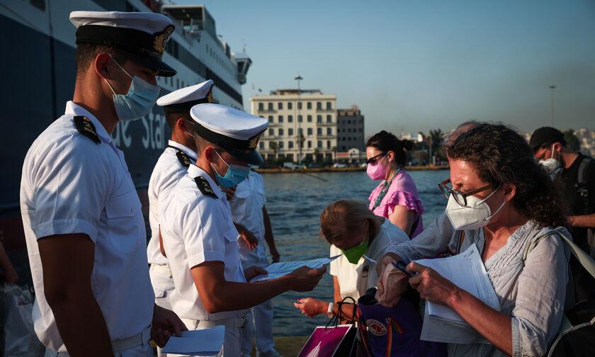 Κορονοϊός: Εκτεταμένοι έλεγχοι στα λιμάνια της Αττικής από το Λιμενικό