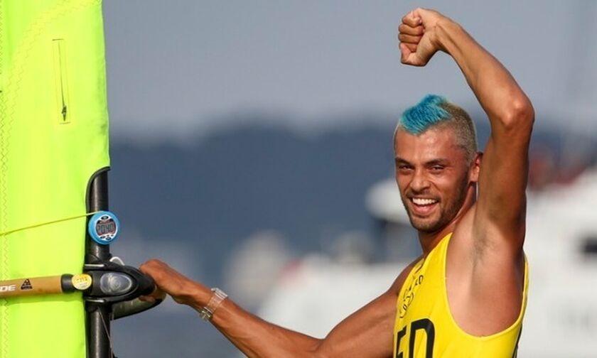 Ολυμπιακοί Αγώνες 2020: Χρυσός ο Μπαντλόε στα RS:X, 11ος ο Κοκκαλάνης