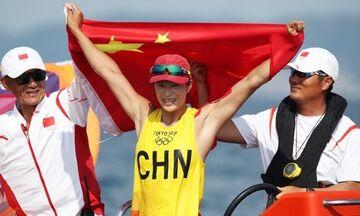 Ολυμπιακοί Αγώνες 2020: Χρυσό η Λου στα RS:Χ, 19η η Δίβαρη