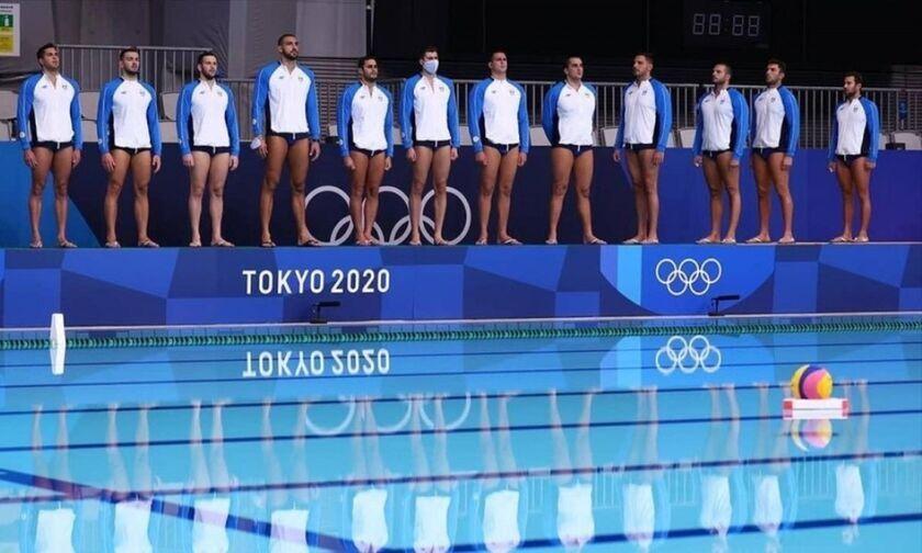 Ολυμπιακοί Αγώνες 2020: «Πάρτι» της Ελλάδας, 28-5 τη Νότια Αφρική