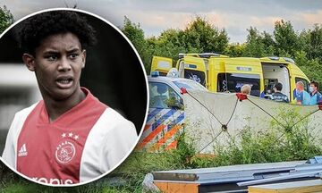 Νεκρός 16χρονος ποδοσφαιριστής του Άγιαξ σε τροχαίο...