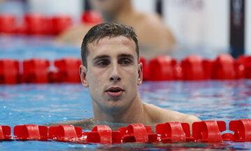 Ολυμπιακοί Αγώνες 2020: Πέμπτος στα 50μ. ελεύθερο ο Γκολομέεβ, χρυσό ο Ντρέσελ