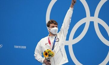 Ολυμπιακοί Αγώνες 2020: Χρυσό στα 1500μ. ελεύθερο ο Φίνκε