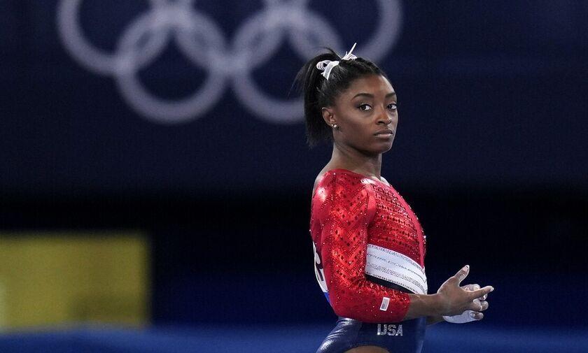 Ολυμπιακοί Αγώνες 2020: Αποσύρθηκε και από τον τελικό ασκήσεων εδάφους η Μπάιλς