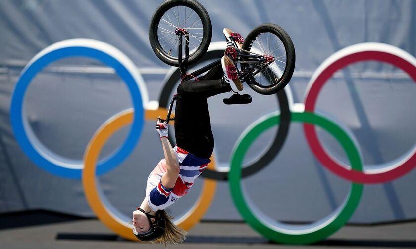 Ολυμπιακοί Αγώνες 2020: Χρυσό η Γουόρθινγκτον στο BMX Freestyle γυναικών