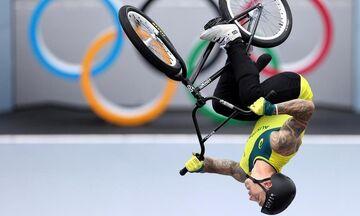 Ολυμπιακοί Αγώνες 2020: Χρυσό ο Μάρτιν στο BMX Freestyle ανδρών