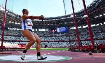 Ολυμπιακοί Αγώνες 2020: H Σκαρβέλη 18η στο σύνολο στη σφυροβολία