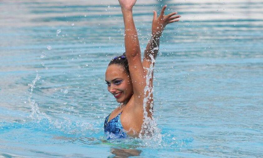 Ολυμπιακοί Αγώνες 2020: Αλιγκούζη αντί Πλατανιώτη δηλώθηκε στο ντουέτο της καλλιτεχνικής κολύμβησης