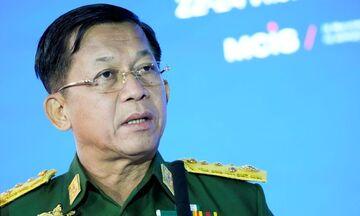 Μιανμάρ: Ο επικεφαλής του στρατιωτικού καθεστώτος υποσχέθηκε εκλογές
