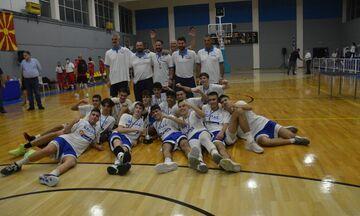 Εθνική Παμπαίδων: Πήρε την 1η θέση στο 1ο Κύπελλο Μεσσήνης (pic)