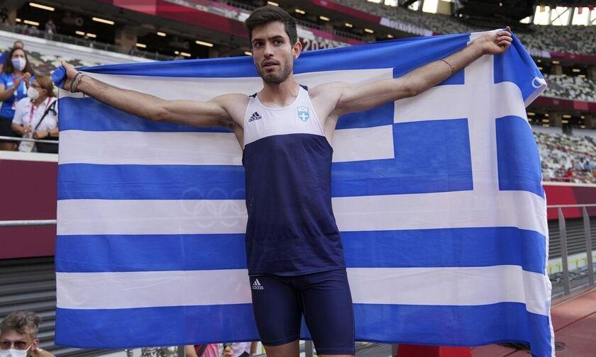 Ολυμπιακοί Αγώνες 2020: Χρυσός Ολυμπιονίκης ο Μίλτος Τεντόγλου με 8.41 (vid)