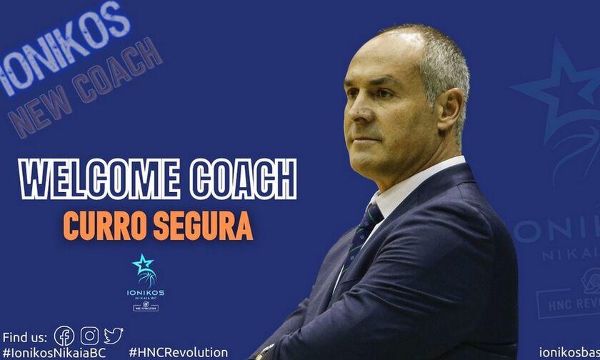 Ιωνικός: Έκανε το «μπαμ» στη θέση του προπονητή - Ανακοίνωσε τον Ισπανό Σεγκούρα!